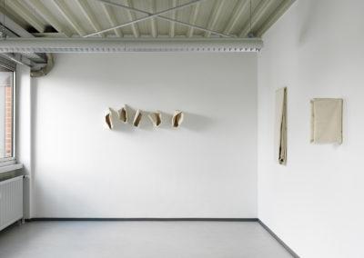 Atelieransicht | Barbara Back | Foto: Annette Kradisch